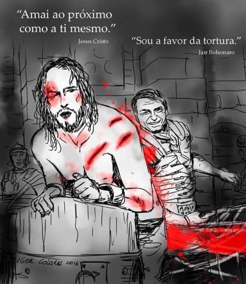 bolsonaro e jesus