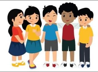 Cara Menumbuhkan Karakter Bersahabat pada Anak
