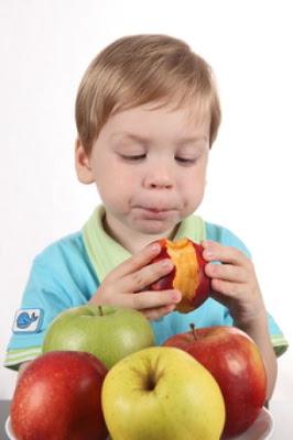 """""""O jovem que leva uma vida saudável é mais feliz do que aqueles que insistem em comer comida industrializada"""""""