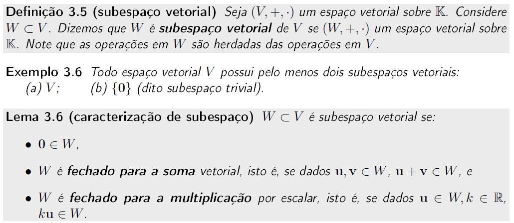 Cabral, Marco A. P.; Goldfeld, Paulo. Curso de Álgebra Linear. Rio de Janeiro: Instituto de Matemática, 2008.
