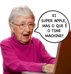 Como fazer backup do Mac com o Time Machine