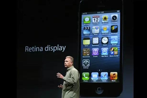 Agora é oficial – Lançamento do iPhone 5