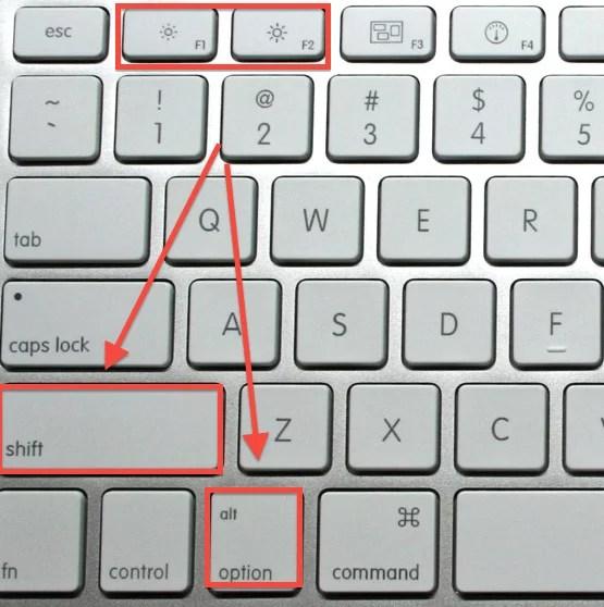 Como ajustar perfeitamente o brilho da tela do Mac