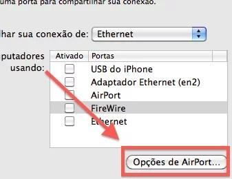 Como usar o Mac como roteador Wi-Fi