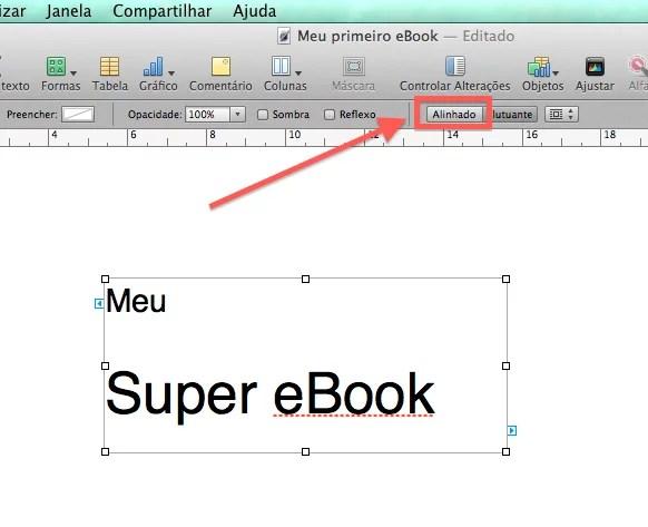 Como escrever um eBook utilizando o Pages no Mac