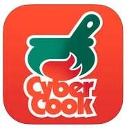 cybercook app para iphone