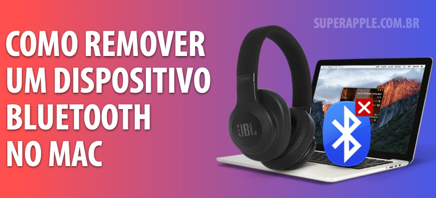 Como Remover Um Dispositivo Bluetooth no Mac