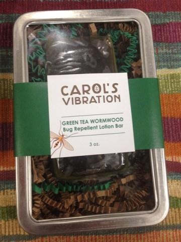 Carol's Vibrations All Natural Bug Repellent
