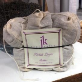 JK Soul Salts Herbal Dryer Sheets
