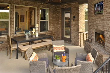 Harper Outdoor Living Are