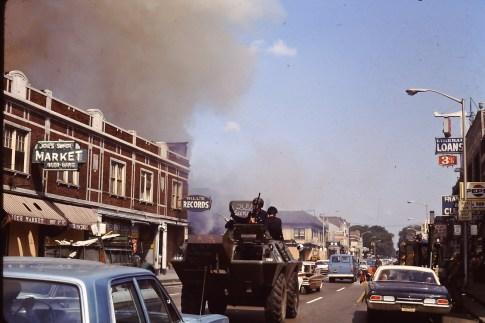Detroit Riots 1967-1