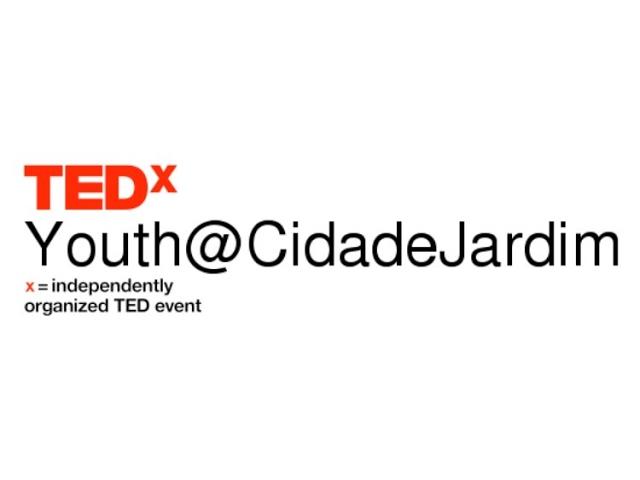 TEDxYouth @CidadeJardim