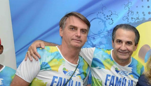 Resultado de imagem para Malafaia e Bolsonaro