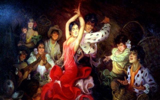 Ciganos: a lenda da Cigana Sandra Rosa Madalena, sua cultura e seus valores.