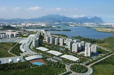 'A Vila Olímpica está inabitável'