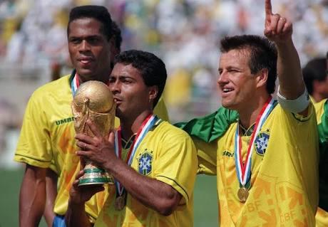Minhas Copas: 1994