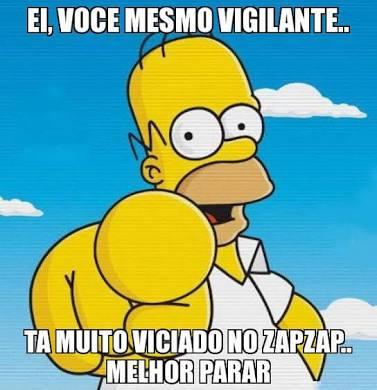 Conspiração 'zapzap'