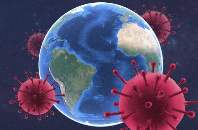 Excedente de óbitos na pandemia: cenário de guerra e paz