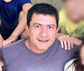 Foto  do ator Tom Veiga que faz o Louro José