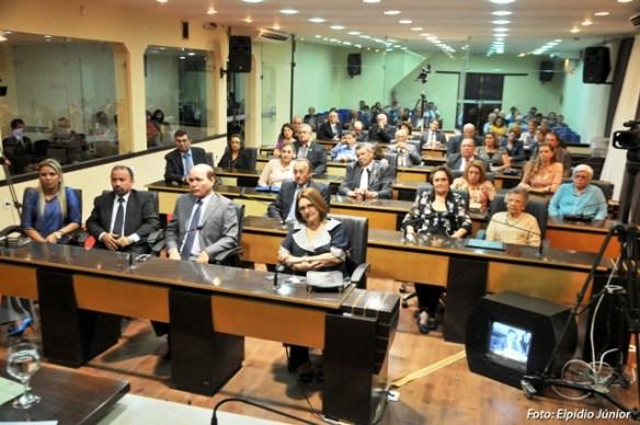 Sessão da Câmara de Vereadores homenageou Rotary Clube de Natal