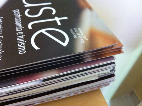 A Revista Deguste divulga empreendimentos gastronômicos e turísticos há 12 anos