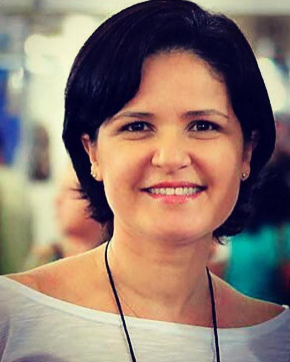 Luciana foi umas 56 pessoas selecionadas entre 1200 candidatos do Brasil