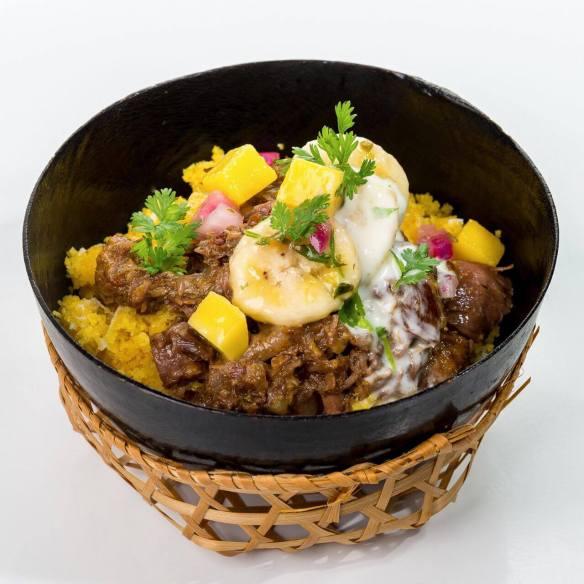 Cuscurry - prato da Vila dos Chefs Carla Correia e Ângelo Medeiros- Foto Kamilo Marinho