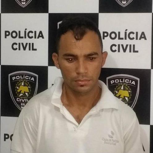 A Polícia Civil diz que Quinho é foragido do terrível presídio de Alcaçuz