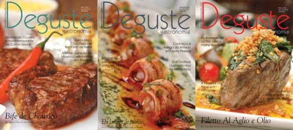 Revista DEGUSTE prepara edição especial de Natal