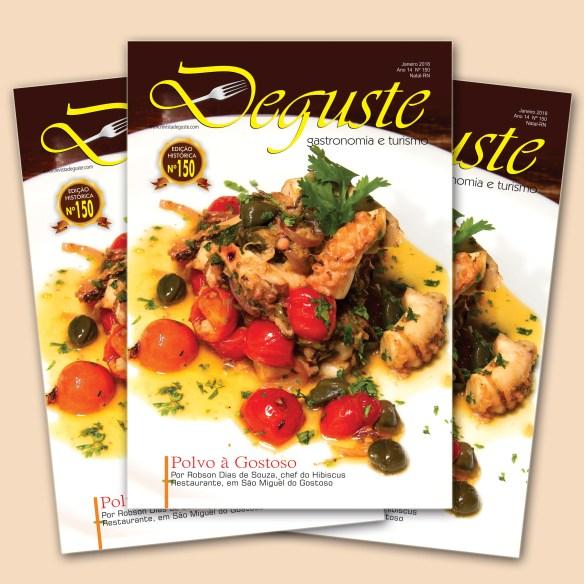 Edição de verão da Revista DEGUSTE já está circulando