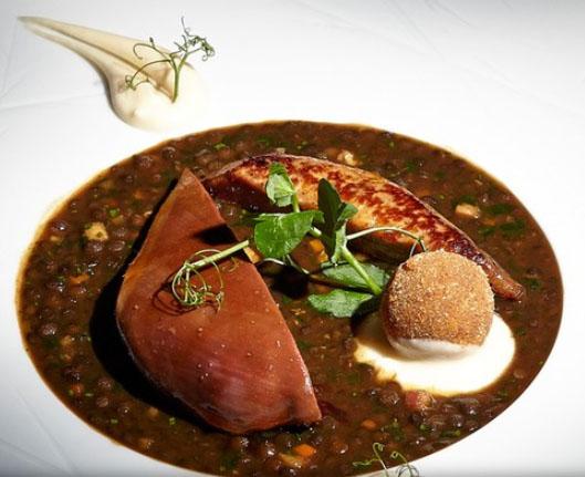 Vila Joya é um dos restaurantes de destaque no Algarve