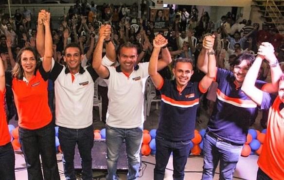 Kelps criou o partido que mais vai apresentar candidatos novos em 2018