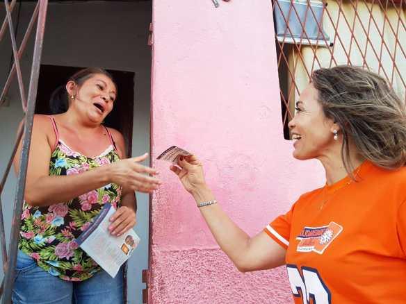 Magnólia Figueiredo é candidata ao Senado da República