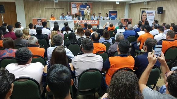 Solidariedade já registrou 48 pré-candidatos a deputado no RN