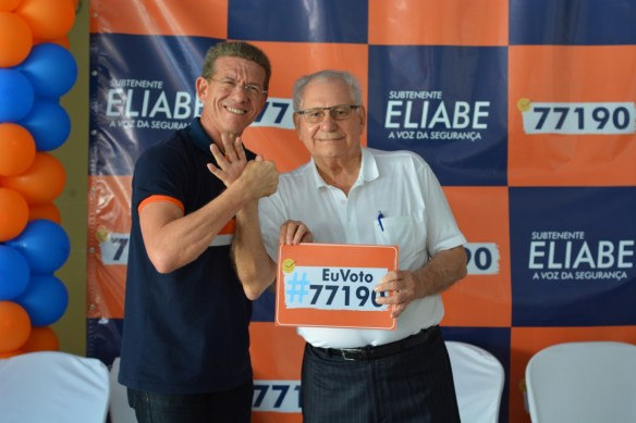 Eliabe e Paulo Lopo Saraiva