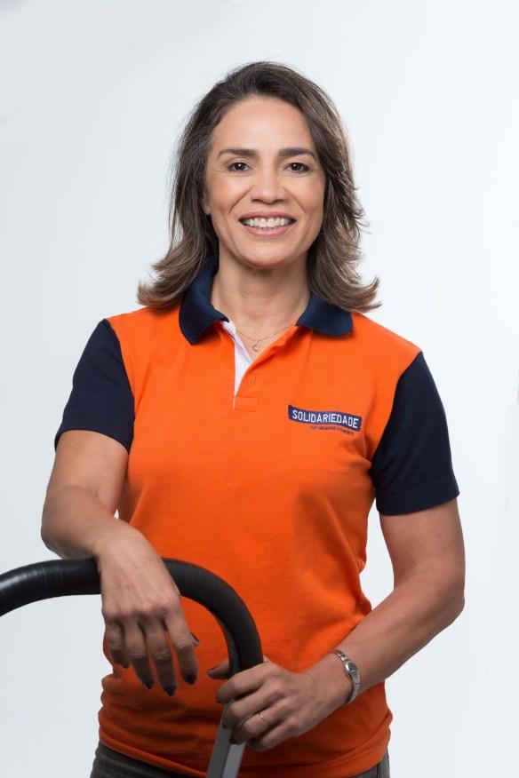 Magnólia foi a segunda mulher mais votadas entre as candidatas do Solidariedade no Brasil