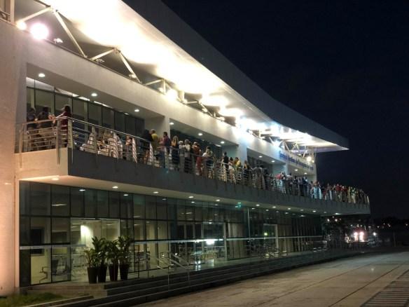 Novo terminal de passageiros do Porto de Natal, na Ribeira. (Foto - Codern)