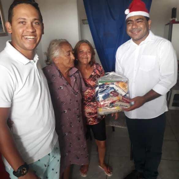 Bruno Gomes nasceu e mora no bairro das Quintas