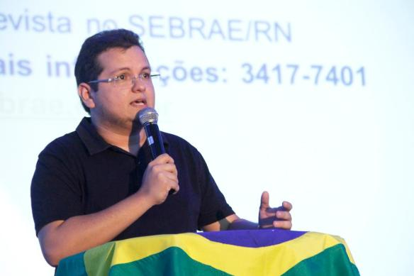 Diego Vale é pré-candidato em Caicó