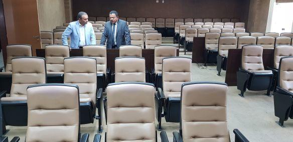 Ao lado de Kelps, Marlon Reis conheceu a Assembleia Legislativa do RN