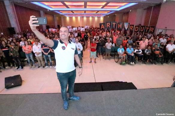 Kelps deixou a presidência do Solidariedade para se dedicar à pré-candidatura a prefeito de Natal