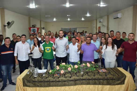 São João do Sabugi agora tem Solidariedade