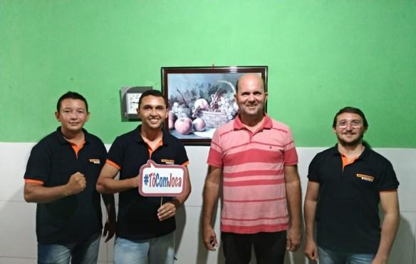 José Jânio assina ficha de filiação ao Solidariedade de Riachuelo