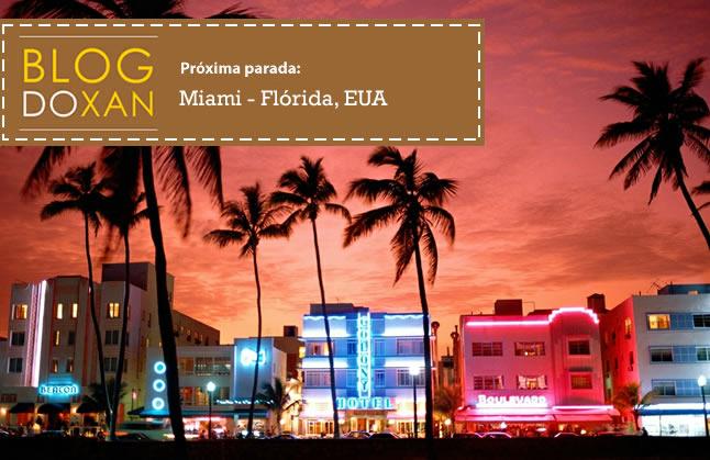 Vai para Miami? Informações para o planejamento