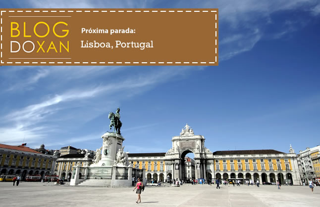 Vai para Lisboa? Informações para o planejamento