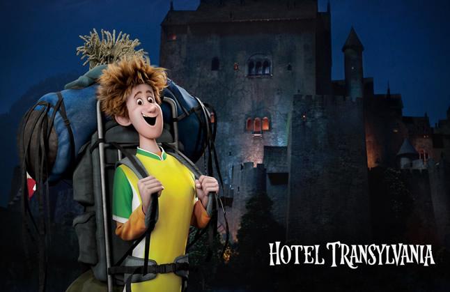Hotel Transilvânia – uma animação para mochileiros!