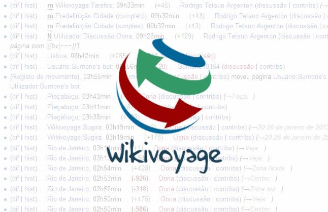 Já está no ar WikiVoyage, a enciclopédia livre sobre viagens!