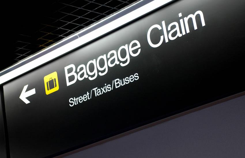 Minha mala foi extraviada, o que fazer?