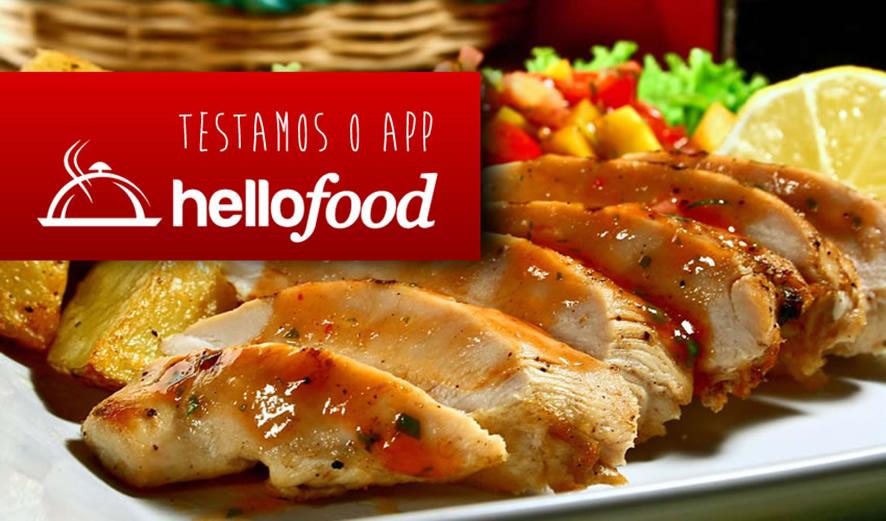 """""""Testamos"""" o HelloFood, uma opção prática e moderna de pedir comida delivery"""