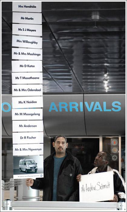 Mercedes Van Ad
